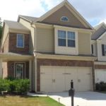 Norcross GA Townhome In Story Farms Neighborhood