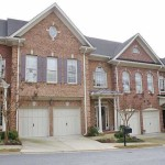 John Willis Norcross Townhomes Spalding Gate